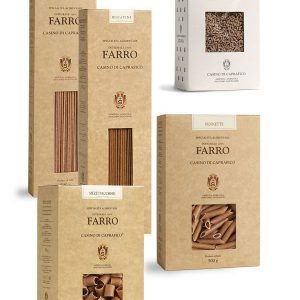 Pasta di Farro – Specialità Alimentare Integrale di Farro