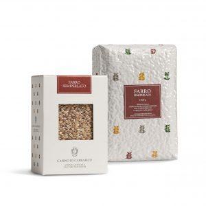 Pearled Emmer Wheat